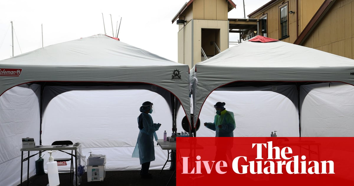 Coronavirus Australia live update: anxiety grows over NSW mystery cases as curve begins to flatten in Victoria – latest news – The Guardian