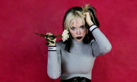 Alice Glass for the Guardian