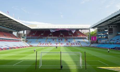 Aston Villa v Middlesbrough: Championship play-off semi-final – live!