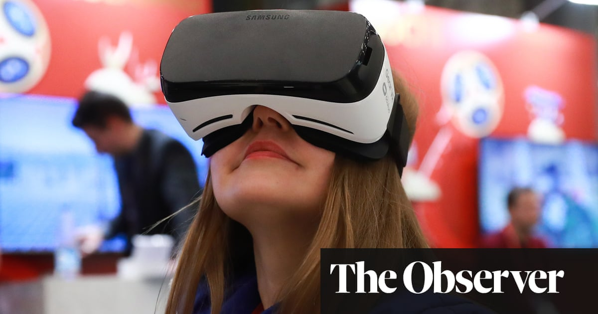 8ef4b9c6fe48 Virtual reality to help detect early risk of Alzheimer s