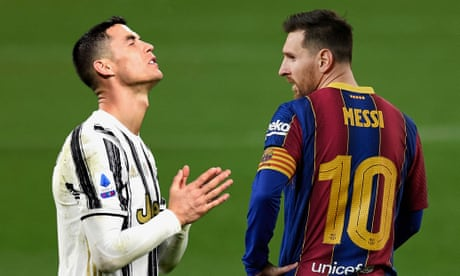 Lionel Messi and Cristiano Ronaldo are costly albatrosses weighing their clubs down | Jonathan Wilson