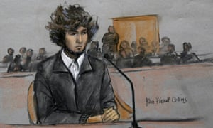 Boston Marathon bomber Dzhokhar Tsarnaev asked an apellate court to overturn his conviction and death penalty sentence for the 2013 attack.
