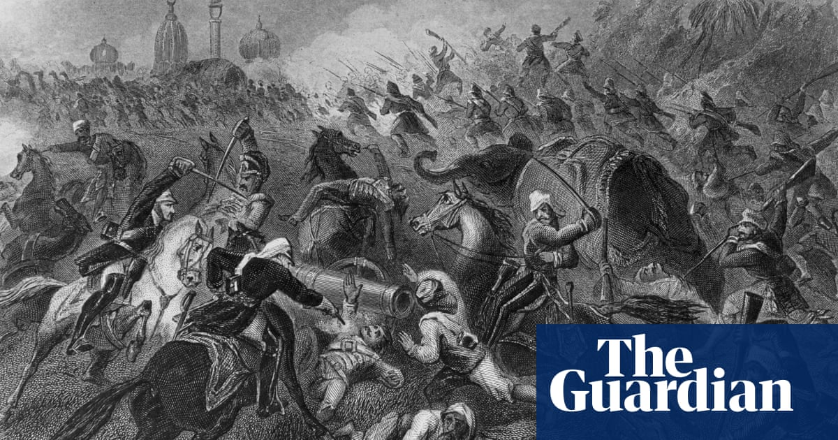 UK needs a museum of colonialism, says historian William Dalrymple