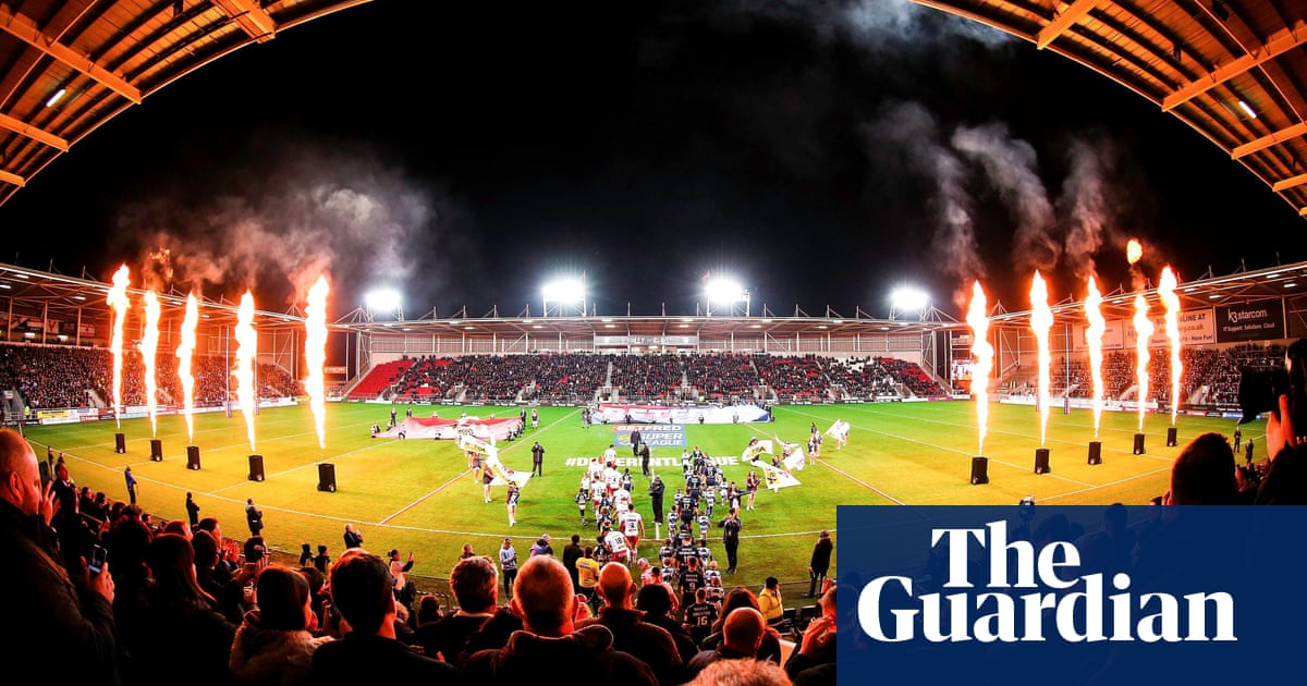 Rugby League World Cup chief admits tournament could be delayed to 2022