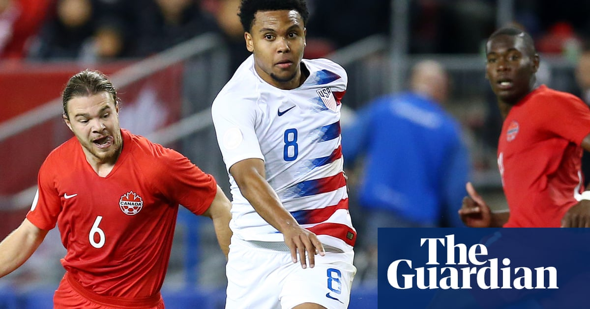 US midfielder McKennie is second Juventus player to test positive for Covid-19