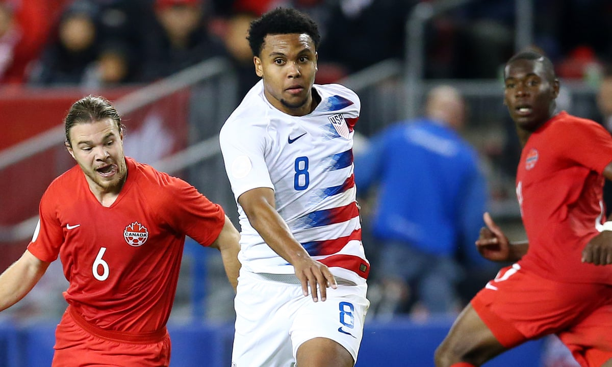 Us Midfielder Mckennie Is Second Juventus Player To Test Positive For Covid 19 Football The Guardian