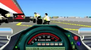 F1 GP, 1992