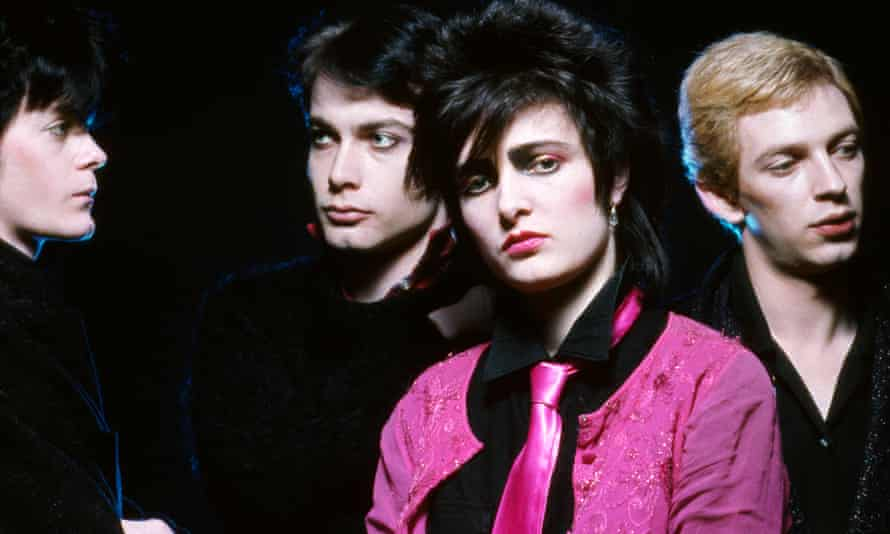 Siouxsie Sioux and the Banshees