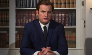 'It all landed on Ted's shoulders…' Jason Clarke as Ted Kennedy in Chappaquiddick