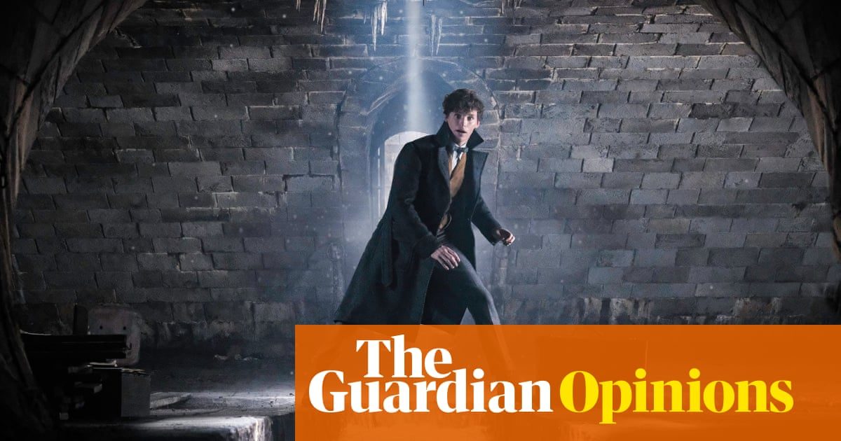Thanks, JK Rowling, but I've had it with Harry Potter