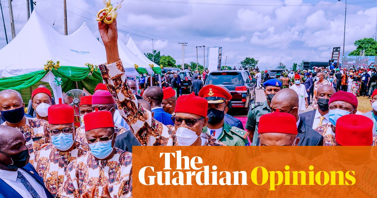 Despite Nigeria's problems, President Buhari is building a legacy of hope