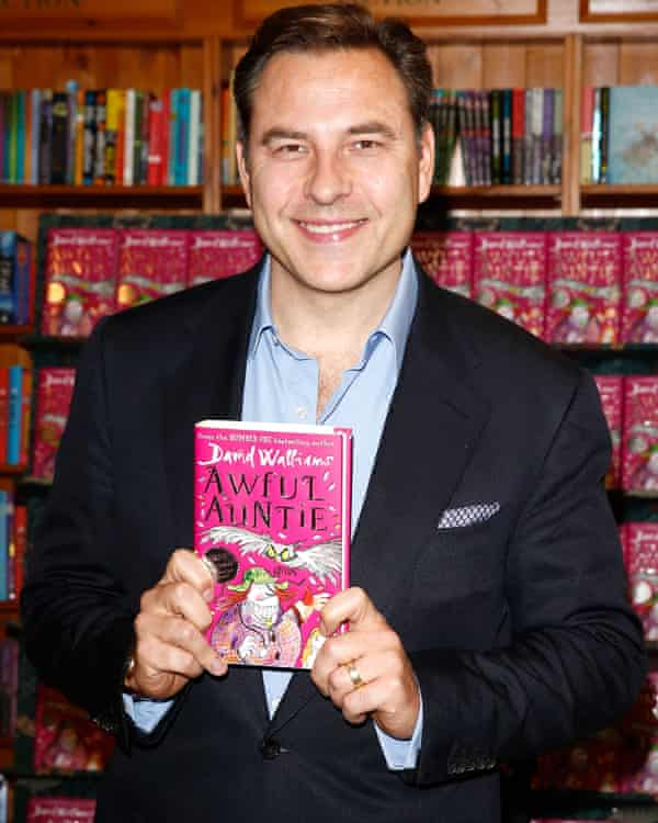 The genre-busting success of David Walliams's work has made him a massively important figure in the publishing world.