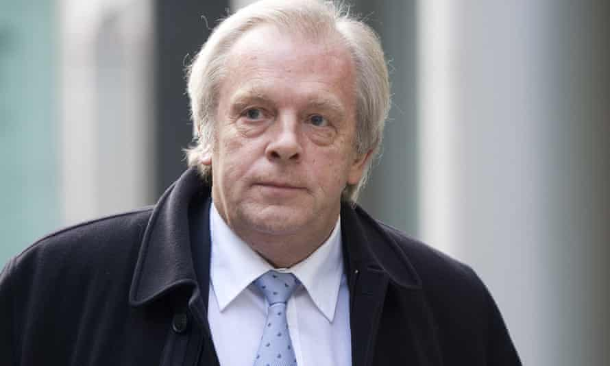 Gordon Taylor, the chief executive of Professional Footballers' Association