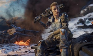 Call of Duty: Black Ops III was one of 2015's top-selling games titles.