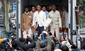 Jacquemus's autumn/winter 2019-20 show at Paris men's fashion week