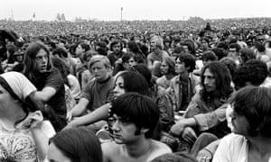 Taking stock... Woodstock, 1969.