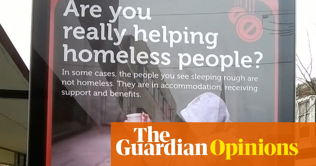Should you give homeless people money? Absolutely | Tamsen