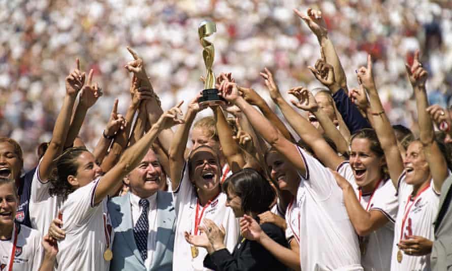 1999 USA women's soccer team