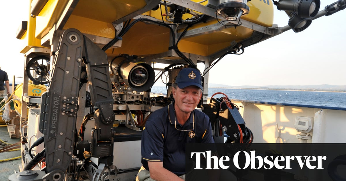 Deep sea robots will let us find millions of shipwrecks, says man who discovered Titanic