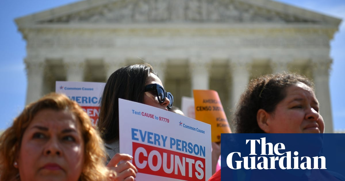 Trump orders undocumented immigrants excluded from key census count – The Guardian