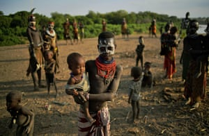 Human rights groups fear for the future of the tribes