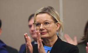 Sussan Ley, the new environment minister, will have responsibility for signing off on key scientific work before the Adani project can go ahead.
