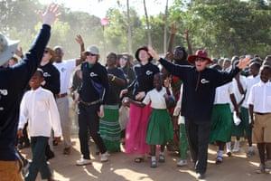 International Albinism Awareness Day, 13 June, on Ukerewe.