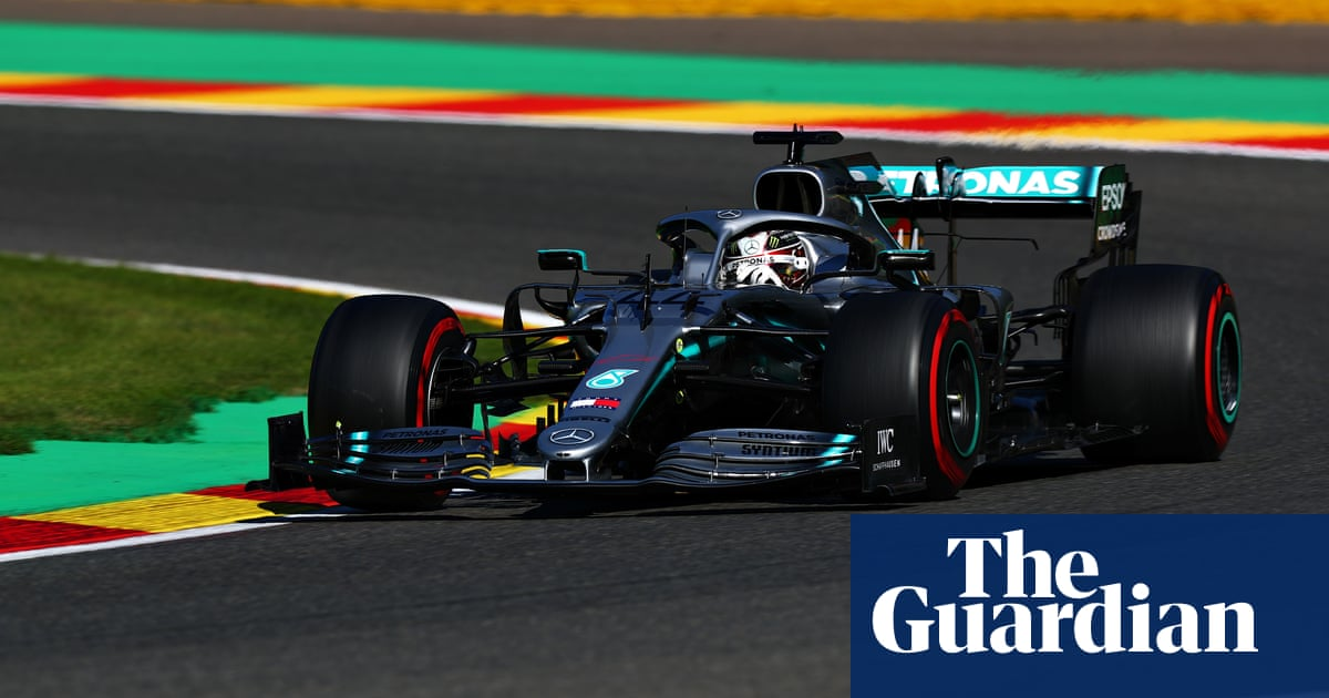 Lewis Hamilton knows he has 'much work' to do in F1 title race