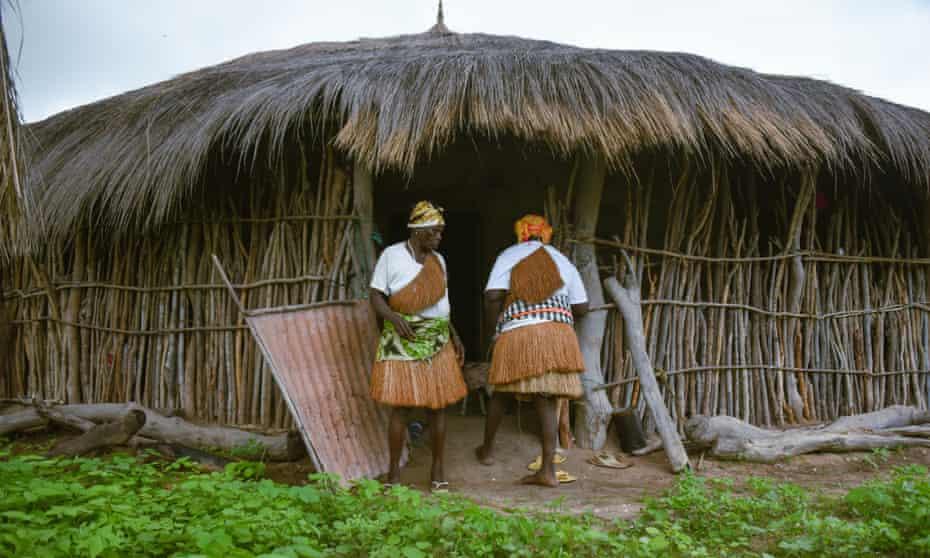 Women of Orango Island