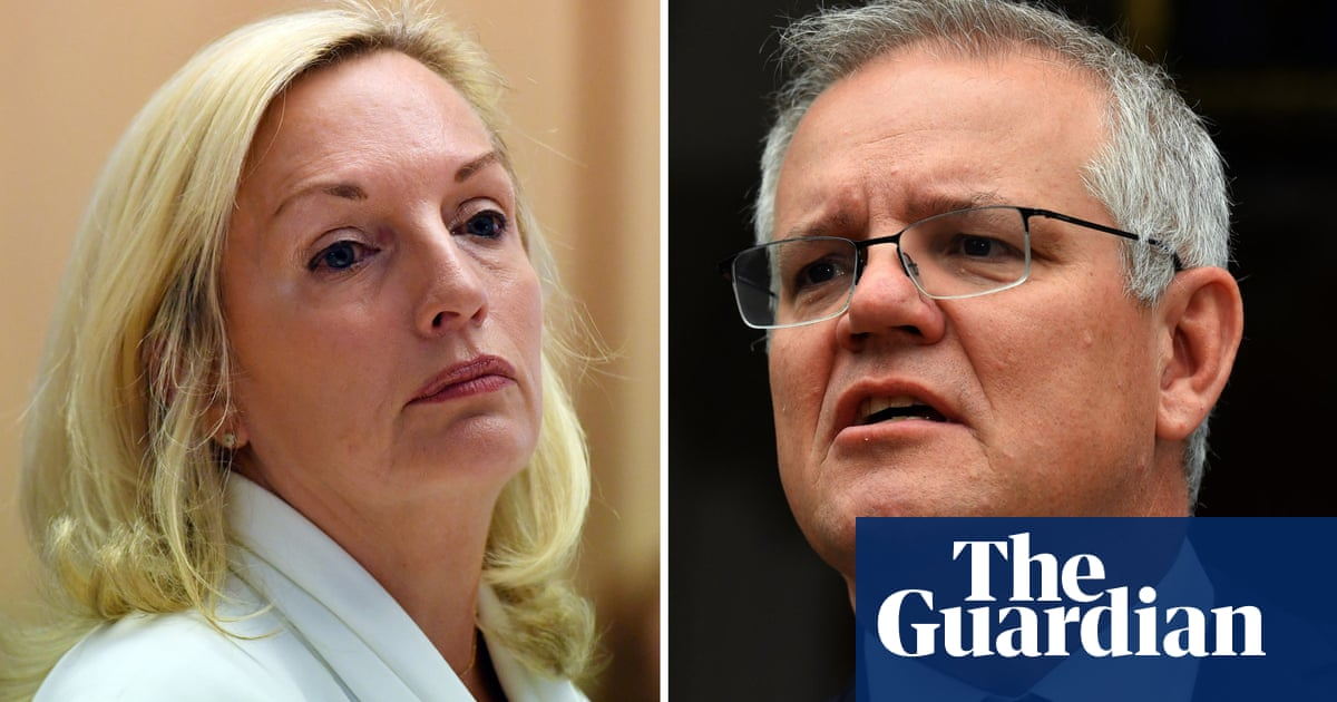 What does the Christine Holgate affair tell us about Scott Morrison's leadership? – with Lenore Taylor