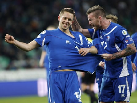 Gylfi Sigurdsson has a big role to play if Iceland are to have a tournament to remember