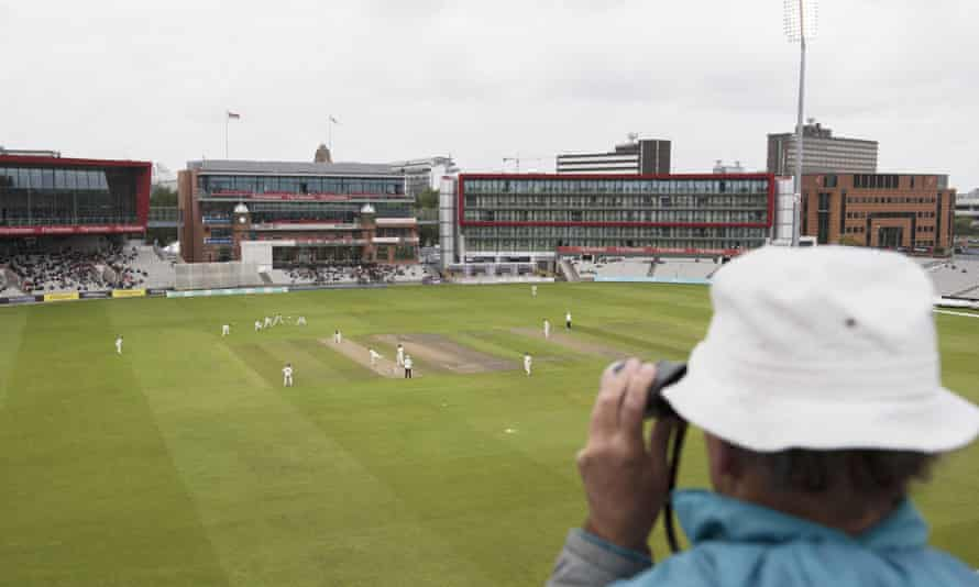 Cricket at Old Trafford