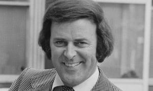 Sir Terry Wogan in 1978.