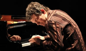 Like The Well-Tempered Clavier seen through a wobbly fairground mirror … Brad Mehldau