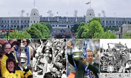 Football quiz: FA Cup final underdogs