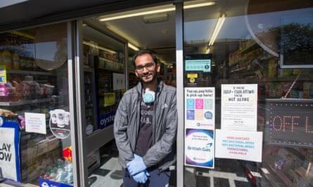 Ankit Patel from Marsh Hill News, Homerton