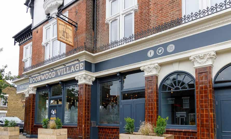 The Rookwood Village in Leytonstone, east London