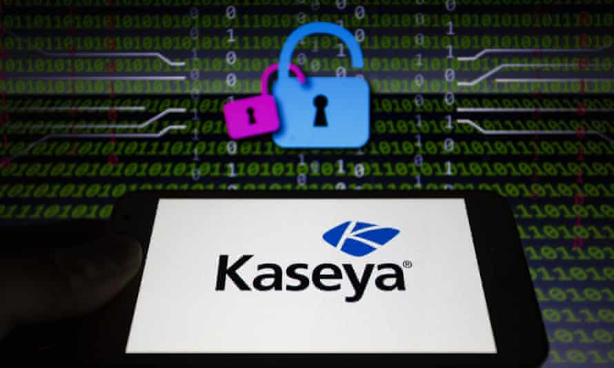 Who's behind the Kaseya ransomware attack – and why is it so dangerous? |  Hacking | The Guardian