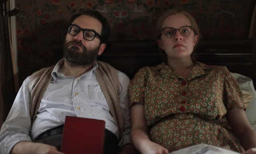Michael Stuhlbarg and Elisabeth Moss in Shirley, directed by Josephine Decker.