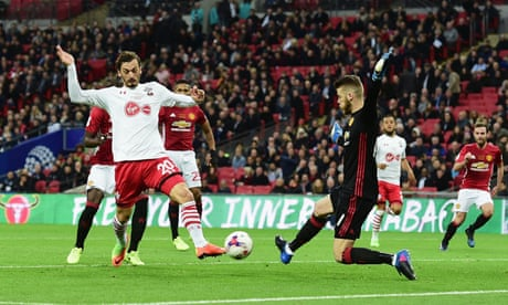 Southampton's Manolo Gabbiadini grabs the limelight but is denied final glory | David Hytner