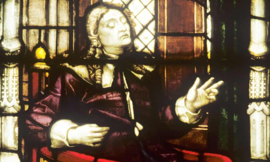 John Milton 'reminds me of my fall from grace'.