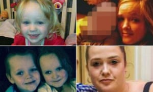 Lia, Demi, Brandon and Lacie died in the fire in Salford in December 2017
