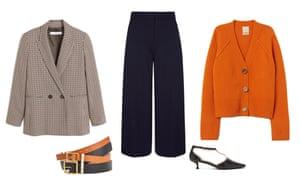 Capsule Wardrobe 2020 Fall.The Edit Autumn Capsule Wardrobe Fashion The Guardian
