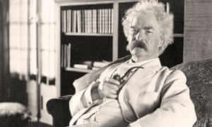 Mark Twain: 'America's greatest and most original prose writer'.