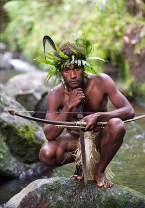 Mungau Dain in Tanna