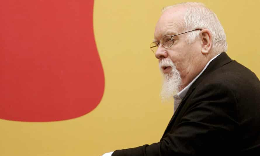 British artist Sir Peter Blake says he tried to get Royal Academy Schools students to draw, without success.