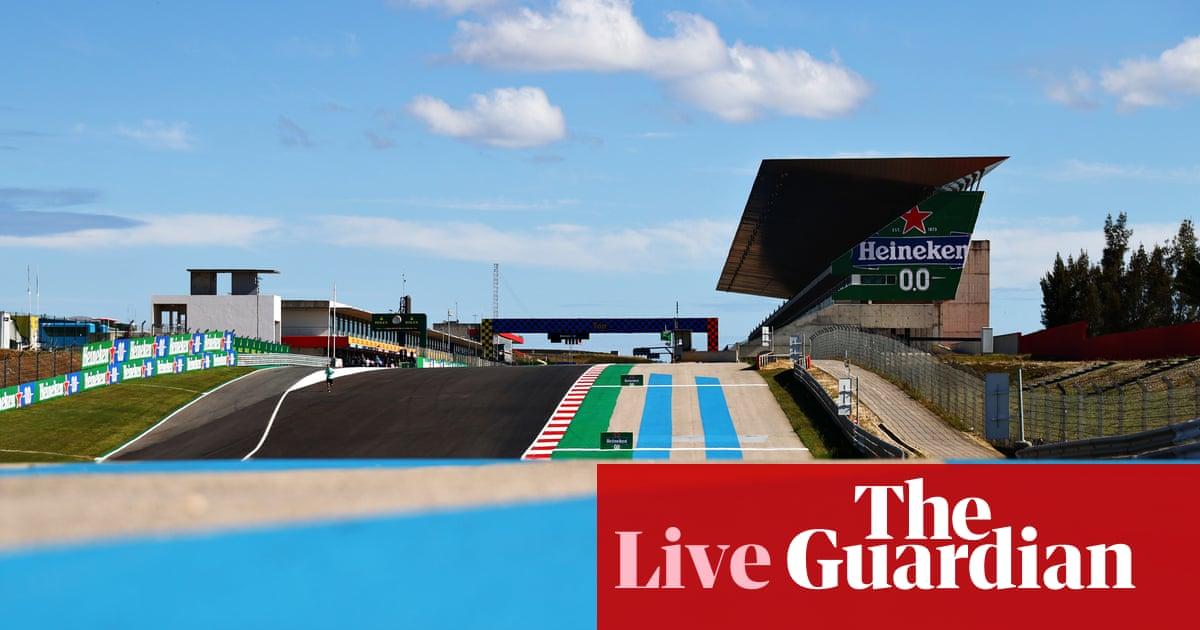 Portuguese Grand Prix at Portimão: F1 – live!