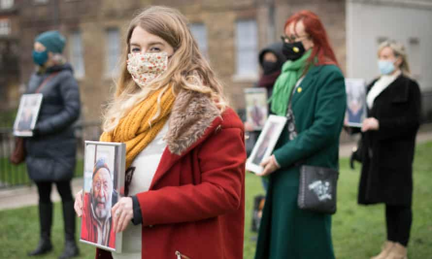 Jo Goodman of Covid-19 Bereaved Families for Justice