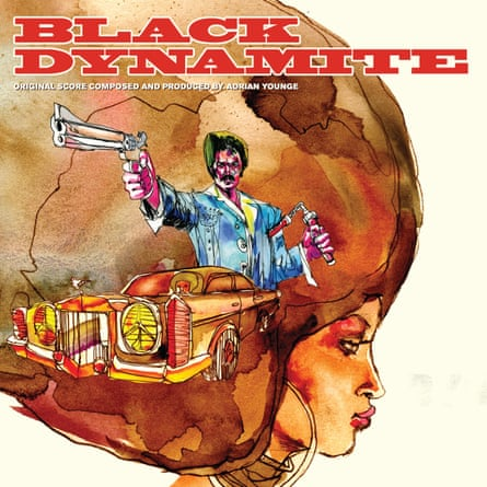 Black Dynamite by Adrian Younge