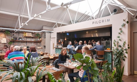 Pilgrim, Liverpool: 'Order a vermouth and go with the rumpus' – restaurant review